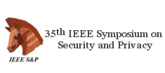Logo trentacinquestimo IEEE Symposium on Security and Privacy