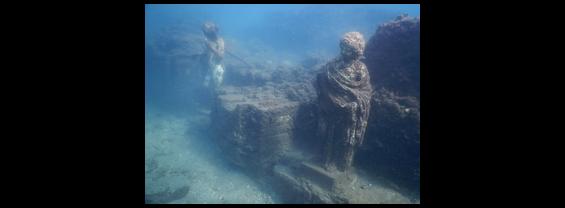 underwater archaeological find