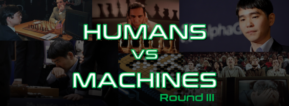 Man vs Machine, Round III