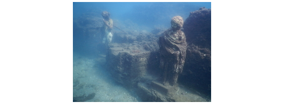underwater archaeological find