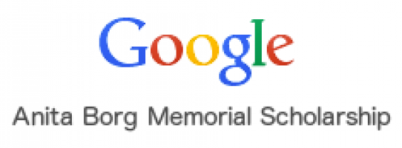 Google Anita Borg Memorial Scholarship
