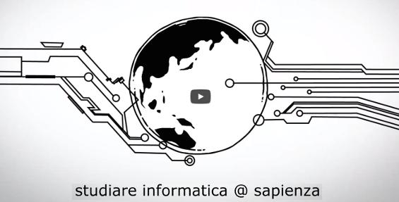 Studiare informatica alla Sapienza